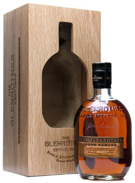 Glenrothes Scotch Single Malt John Ramsay
